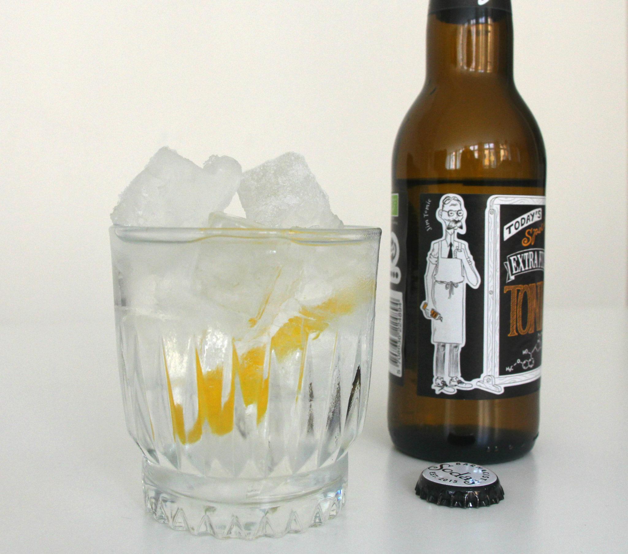 geranium gin pris