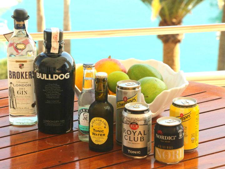 Broker's – World's Best Gin & Tonictest
