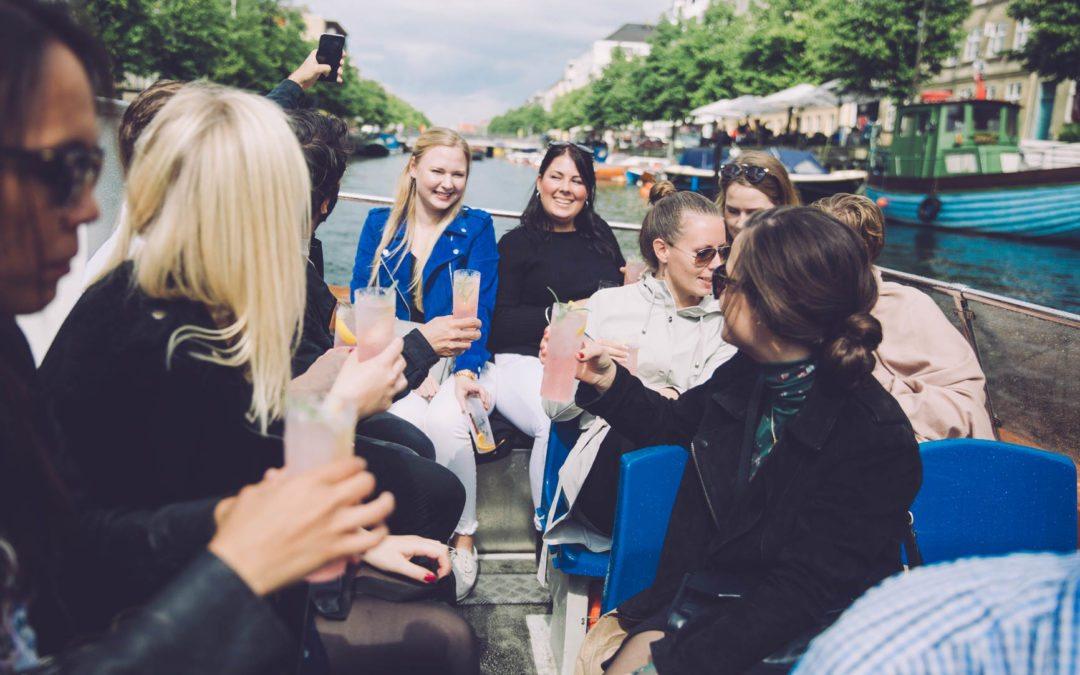 Gin & Tonic Cruise – foråret 2018