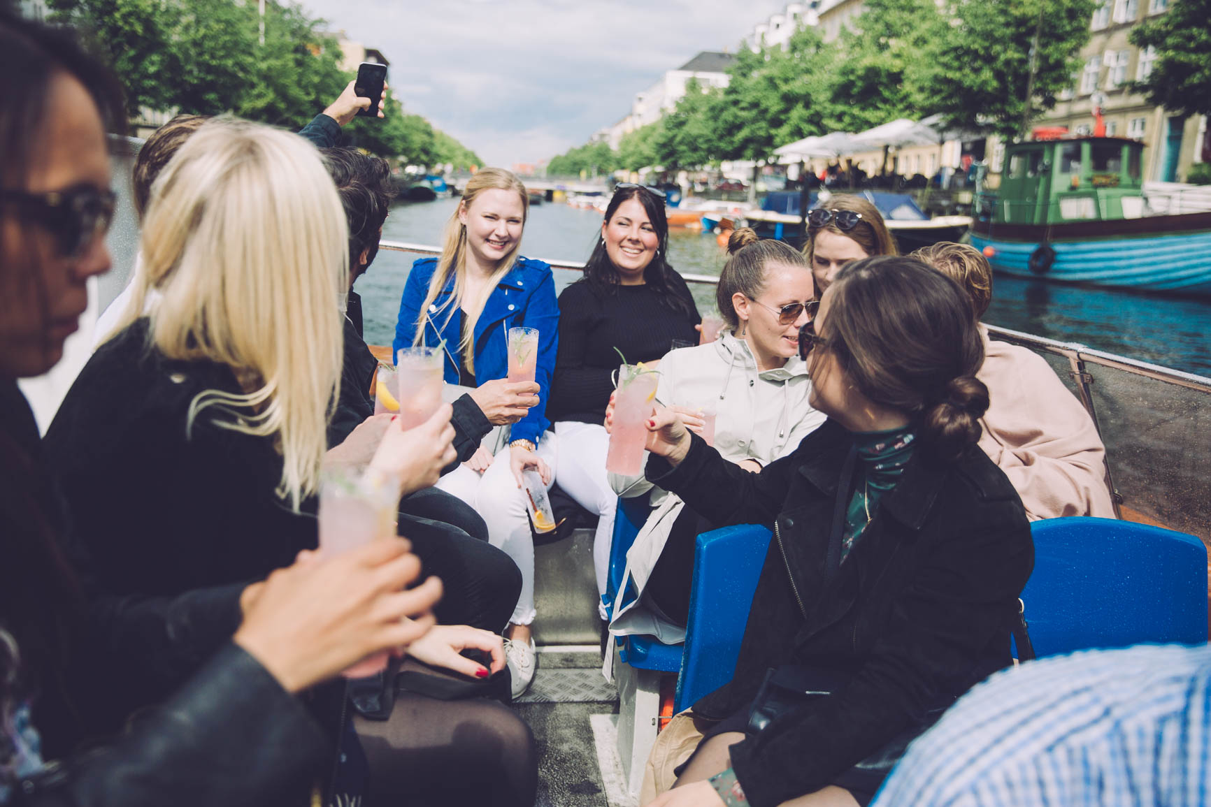 Gin & Tonic Cruise – foråret 2018