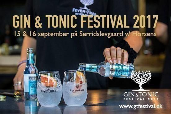 Fever-Tree's Gin & Tonic Festival 2017 – 15. & 16. september