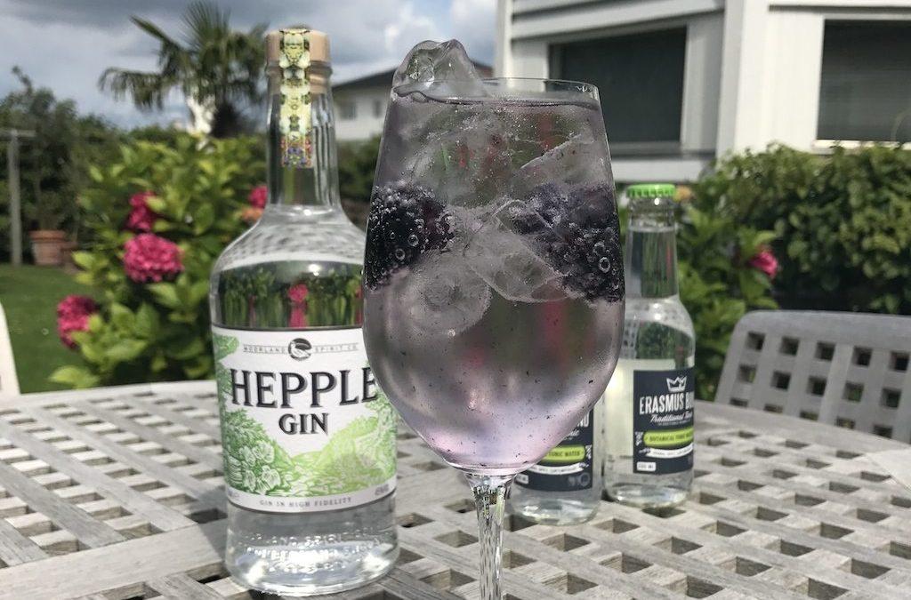 #Fredagsdrink: Hepple Gin & Tonic