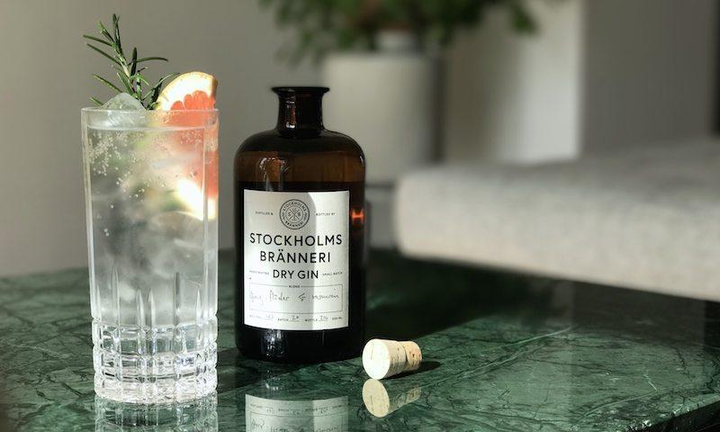 Stockholms Bränneri Dry Gin & Tonic