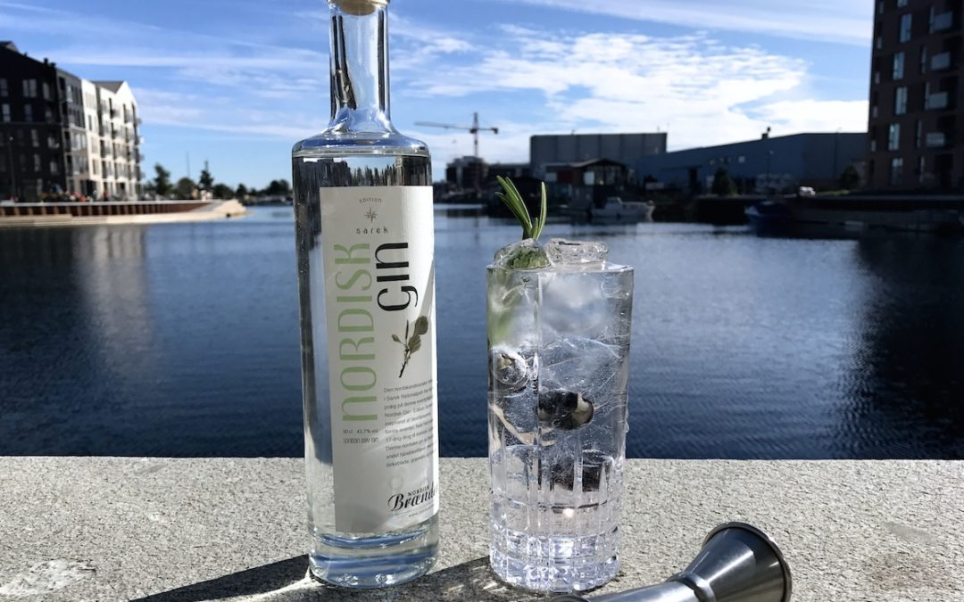 #Fredagsdrink Nordisk Gin Edition Sarek